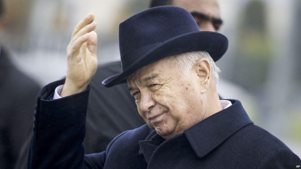 uzbekistan presidente islam karimov