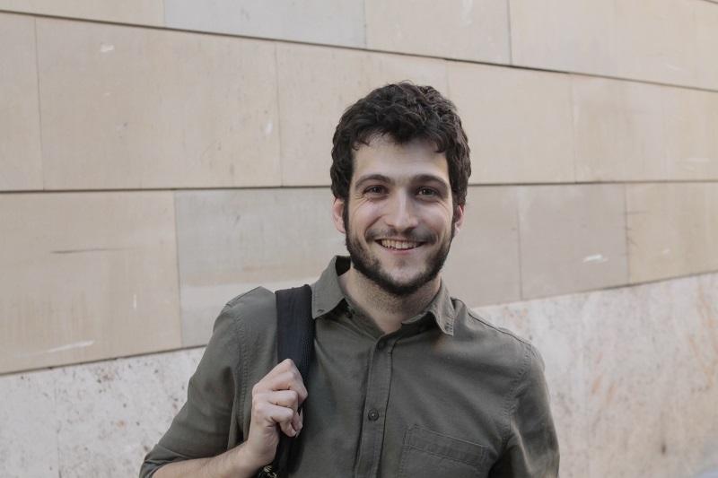 Antonio Estan, segretario di Podemos per la Comunità Valenciana