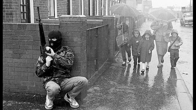 Terrorista dell'IRA, Irlanda del Nord (Fonte: steamcommunity.it - Google immagini)