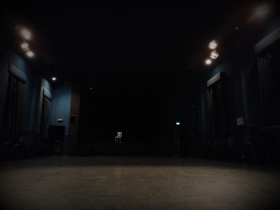 Sala vuota del Teatro Prova di Bergamo (Ph. Silvia Giordano)