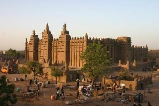 La moschea di Djinguereber. Fonte: Google Images